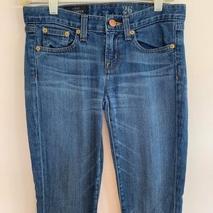 🎉HP 9/16 J. Crew Toothpick Ankle Skinny Jeans